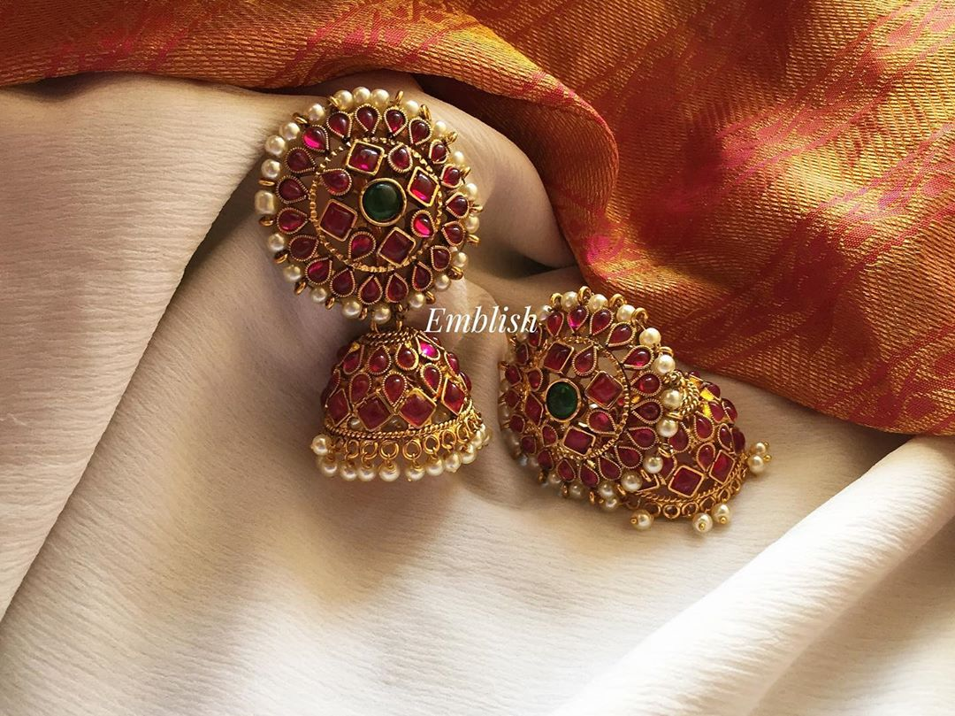 unique-jhumka-designs-2019 (9)