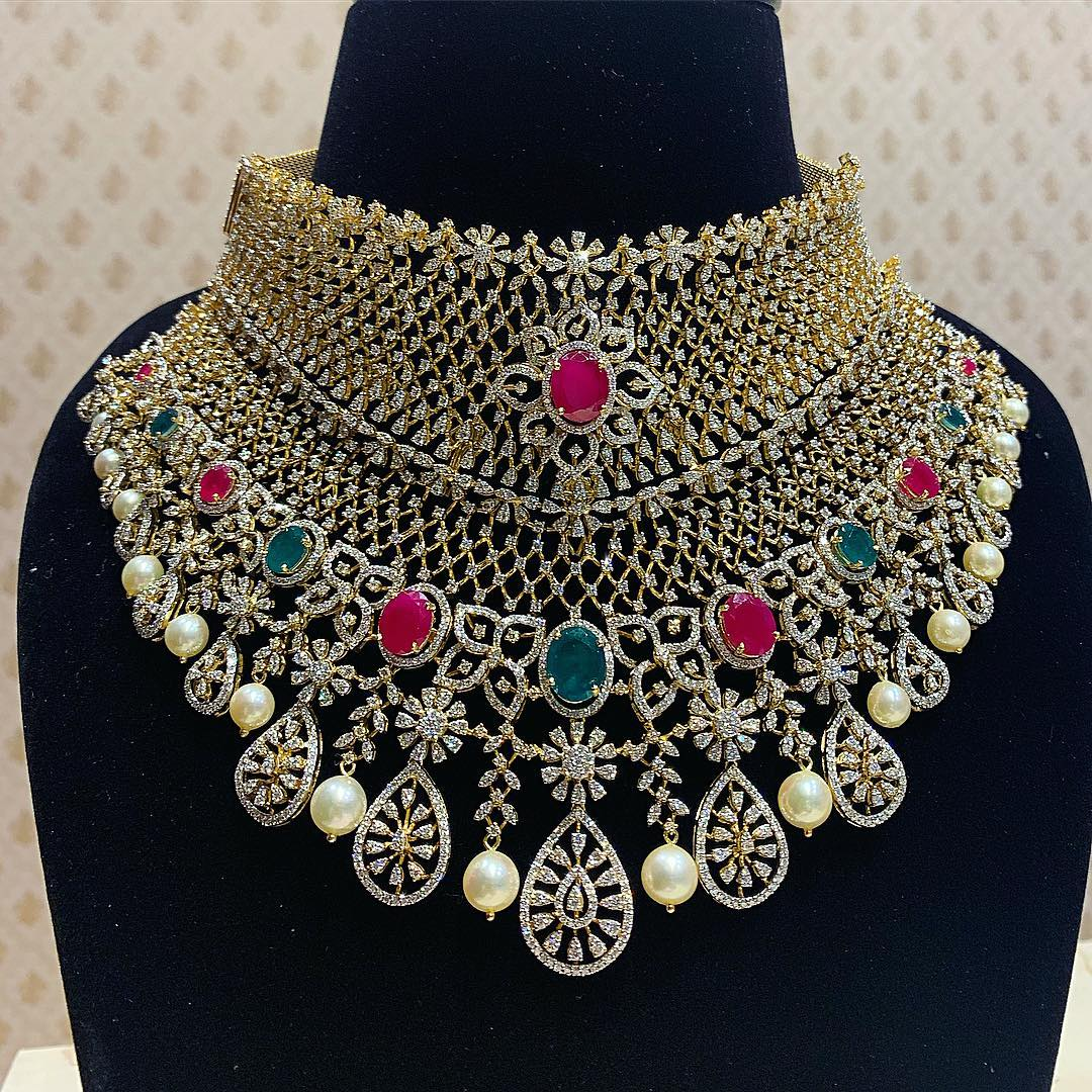 diamond-choker-necklace-designs-2019 (1)