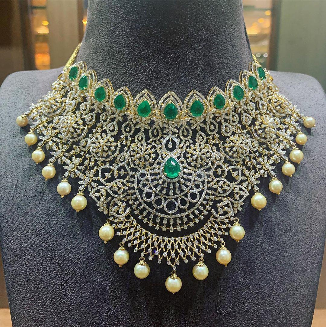 diamond-choker-necklace-designs-2019 (11)