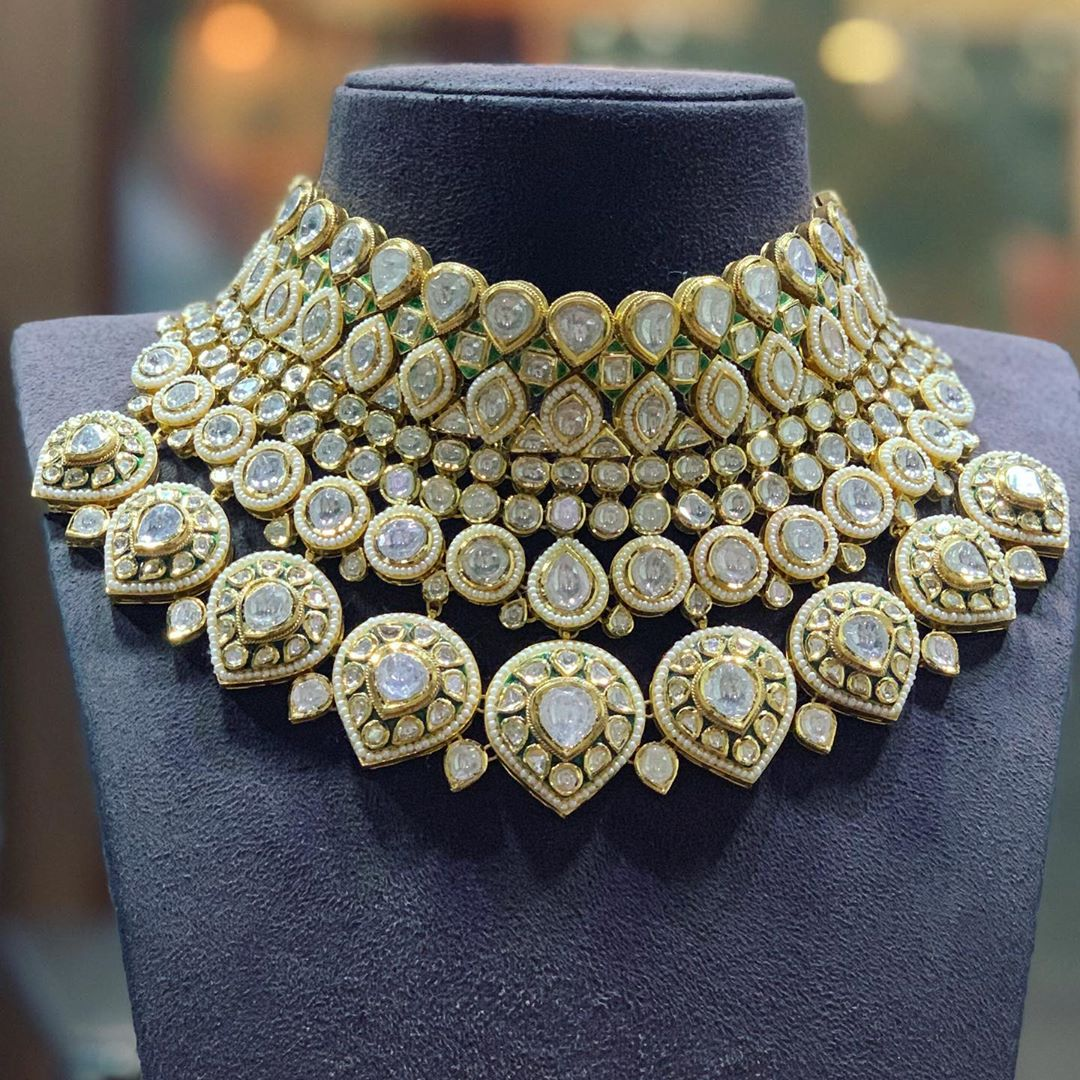 diamond-choker-necklace-designs-2019 (12)