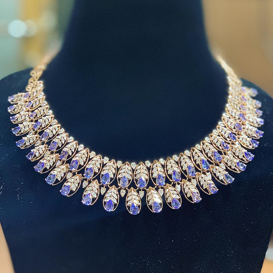 diamond-choker-necklace-designs-2019 (13)