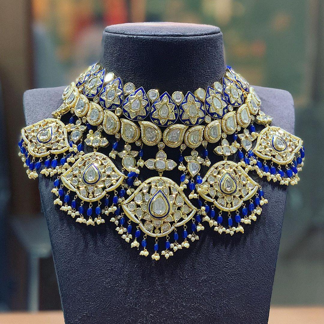 diamond-choker-necklace-designs-2019 (6)