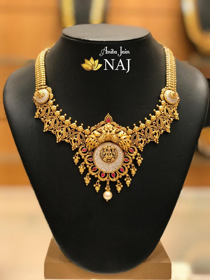 gold-antique-jewellery-designs-2019 (1)