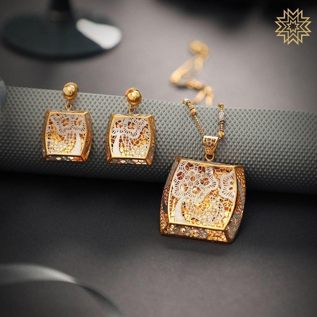gold-diamond-pendant-sets-designs-2019 (10)