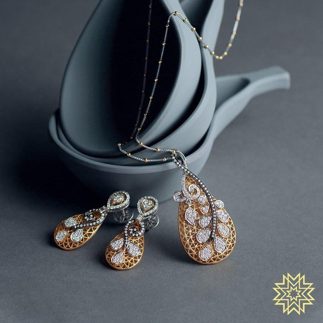 gold-diamond-pendant-sets-designs-2019 (13)
