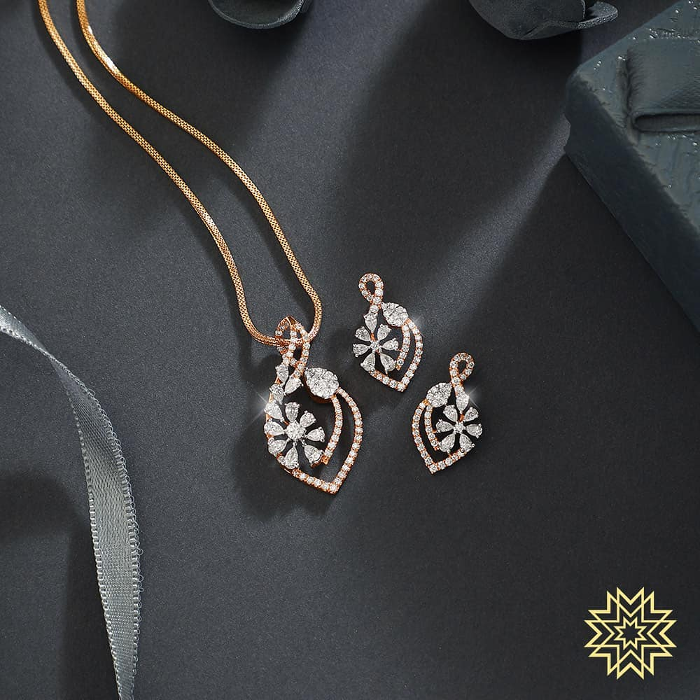 gold-diamond-pendant-sets-designs-2019 (15)