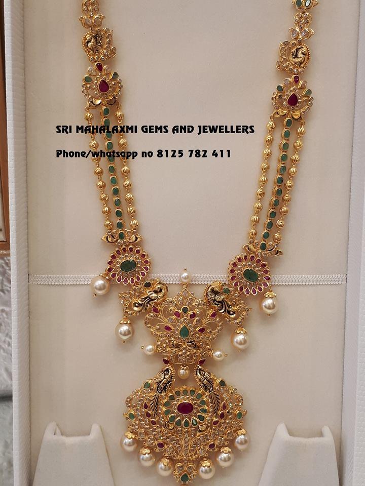 shop-south-indian-gold-haram-designs-online (2)