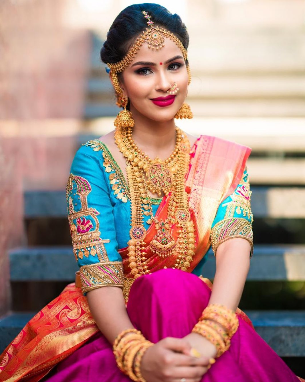 Artificial bridal jewellery sets(16)