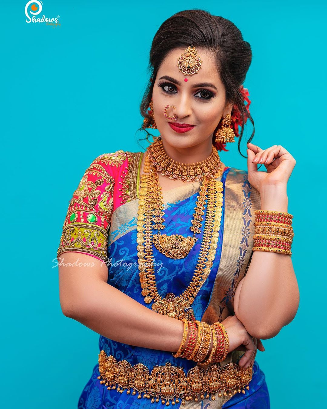 Artificial bridal jewellery sets(3)