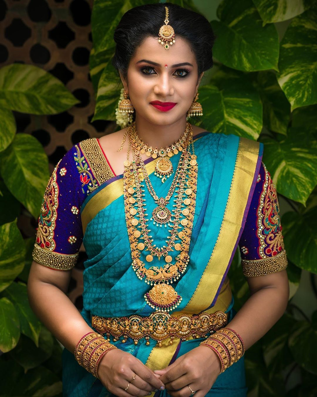 Artificial bridal jewellery sets(4)