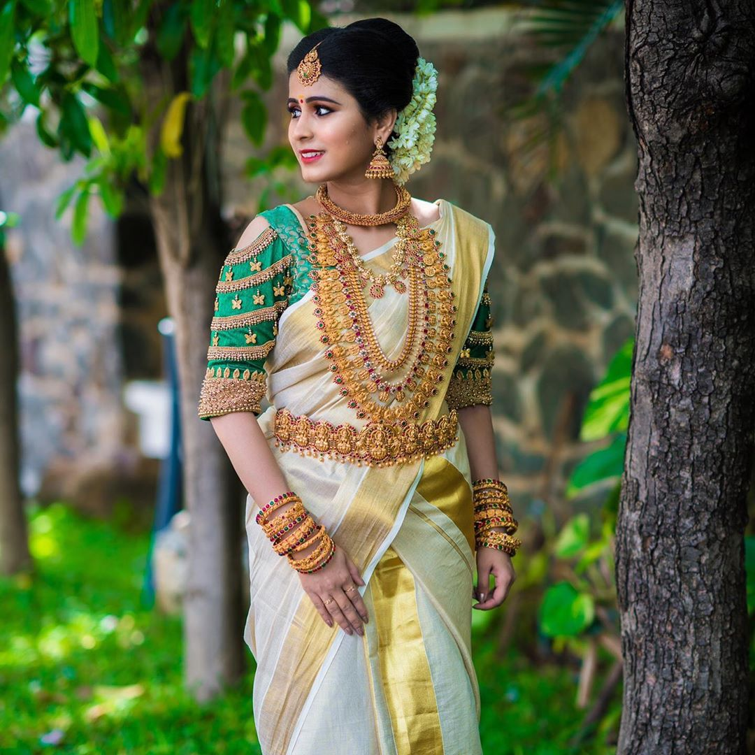 Artificial bridal jewellery sets(7)