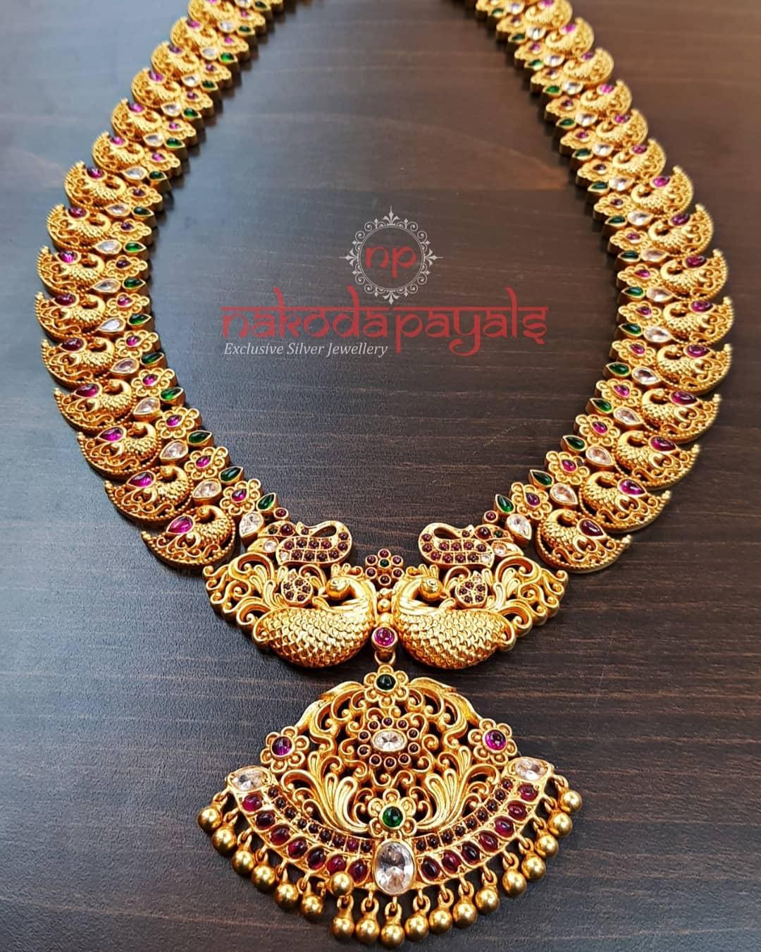 Mango-necklace-haram-designs (1)