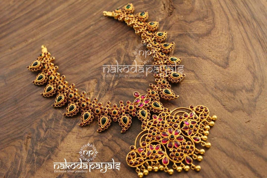 Mango-necklace-haram-designs (14)
