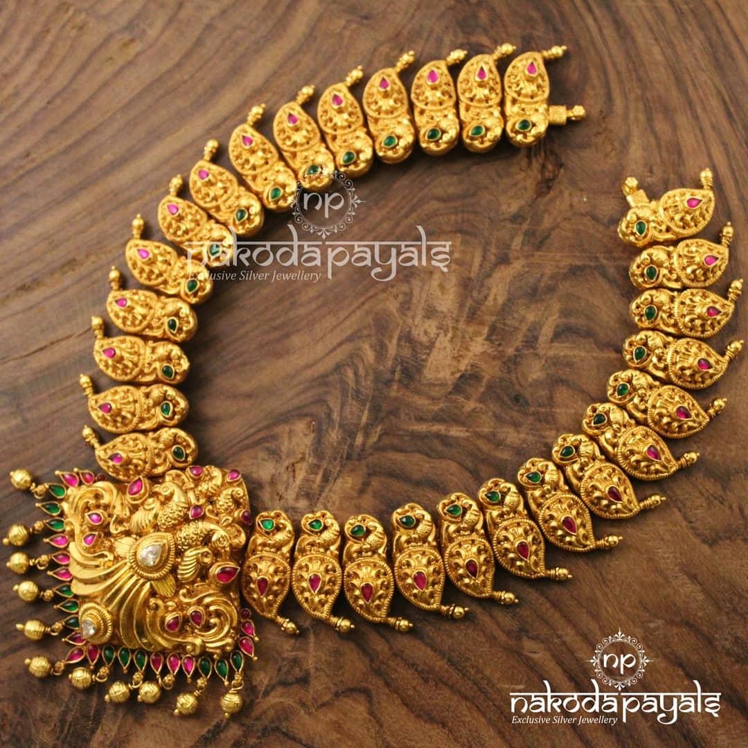 Mango-necklace-haram-designs (16)