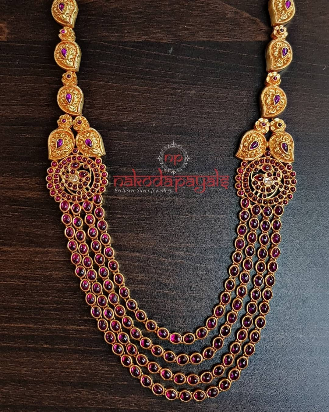 Mango-necklace-haram-designs (2)