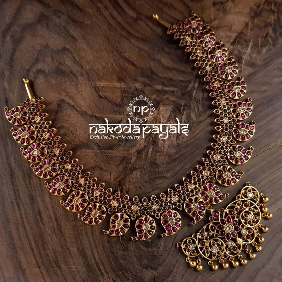 Mango-necklace-haram-designs (3)