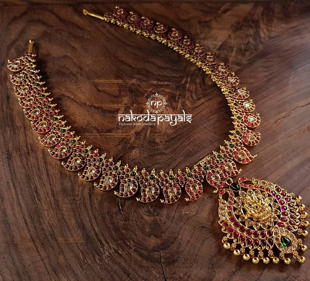 Mango-necklace-haram-designs (5)