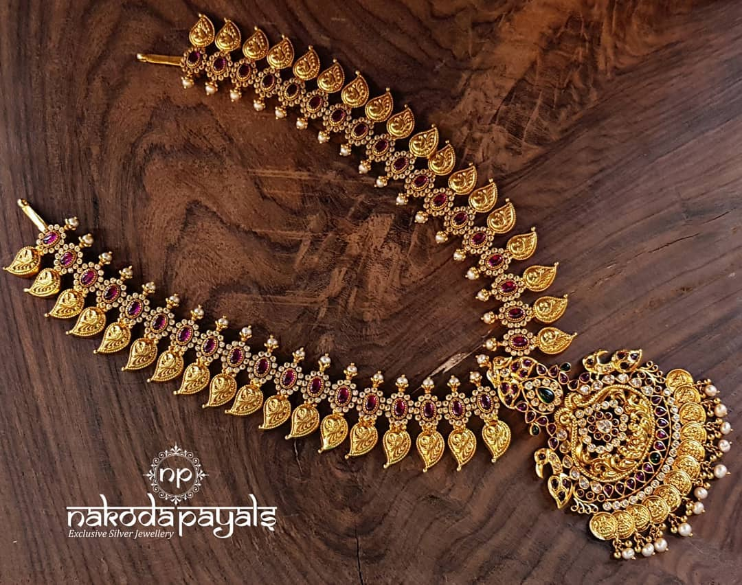 Mango-necklace-haram-designs (6)