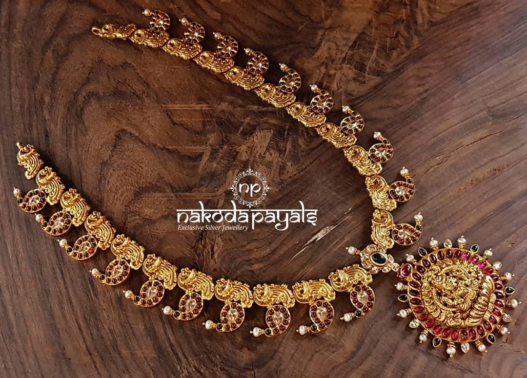 Mango-necklace-haram-designs (7)