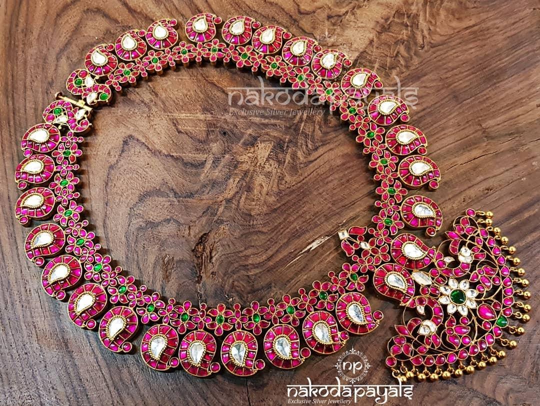 Mango-necklace-haram-designs (8)