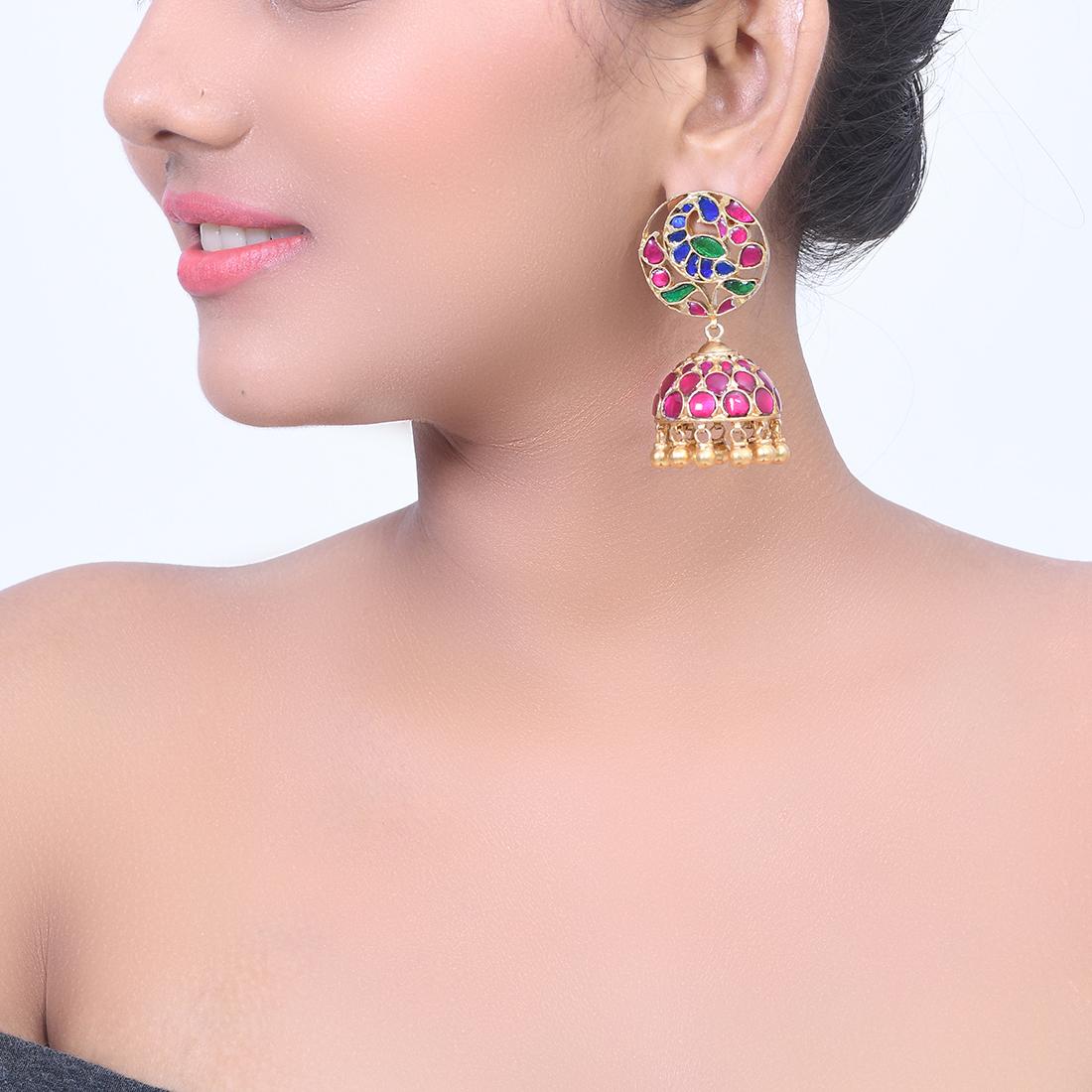Pure Silver Earrings (10)