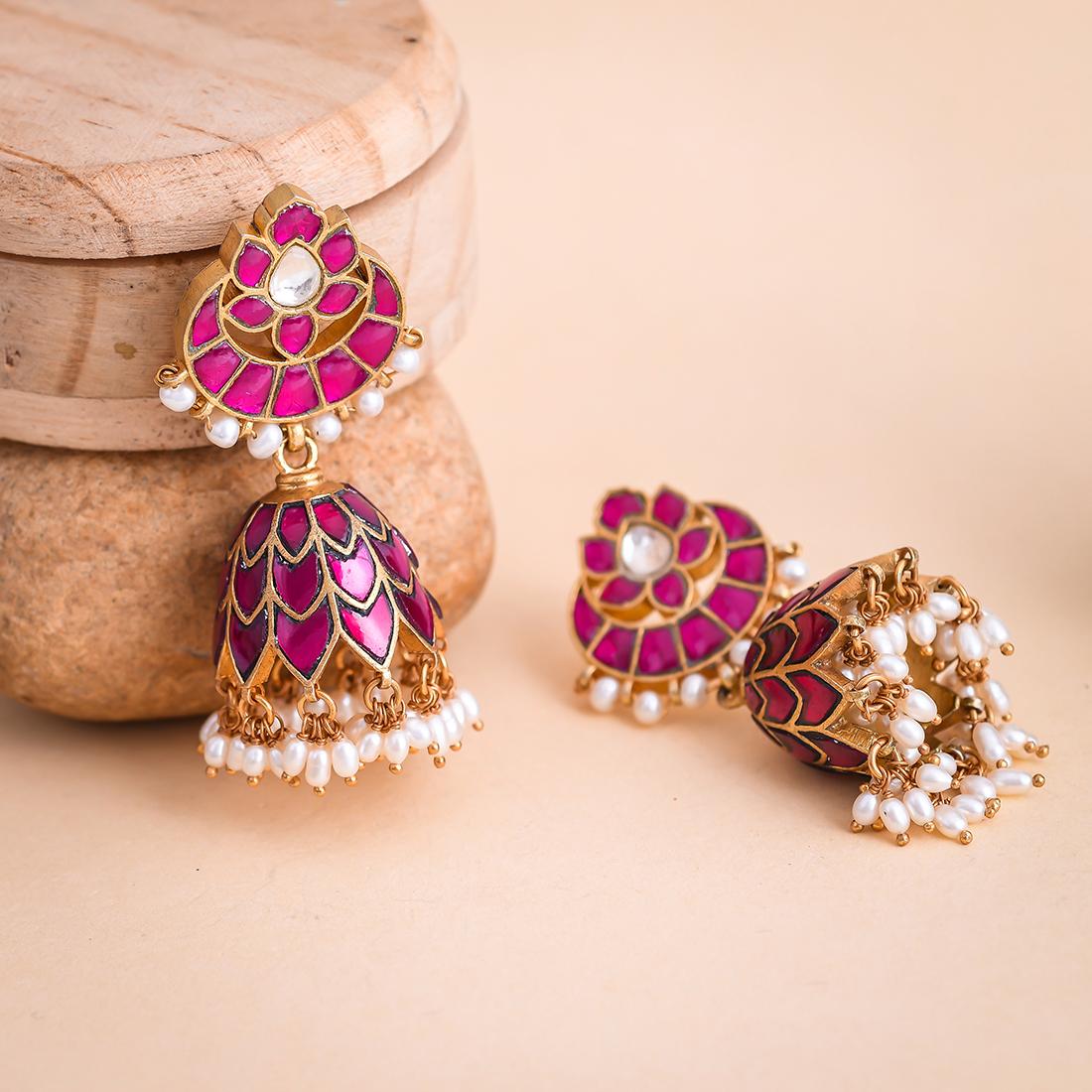 Pure Silver Earrings (12)