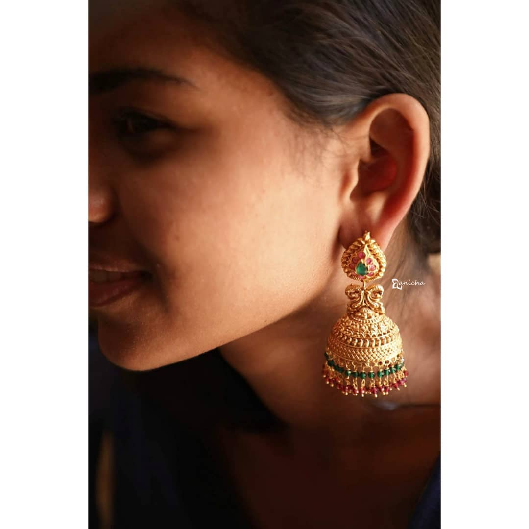 bridal-jhumka-designs (13)