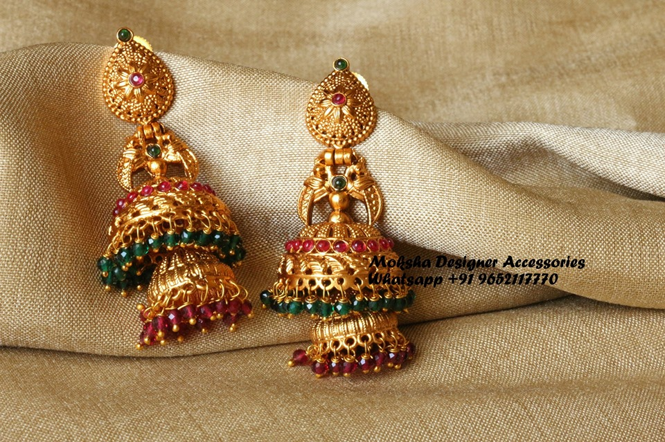 bridal-jhumka-designs (2)
