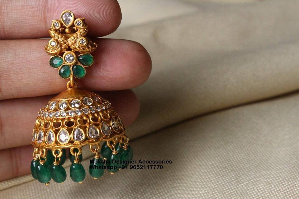 bridal-jhumka-designs (5)