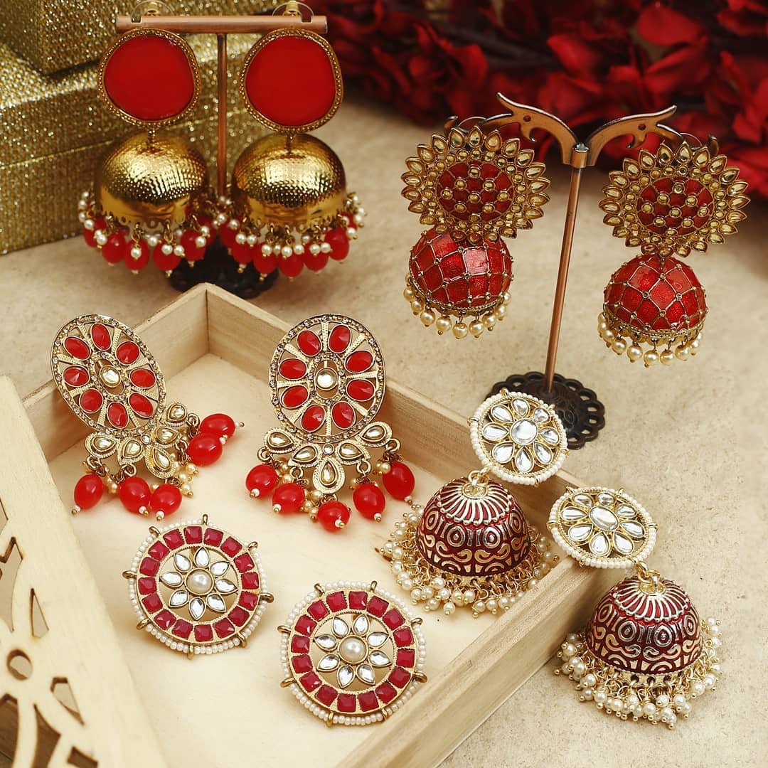 Ethnic Earrings Online(1)