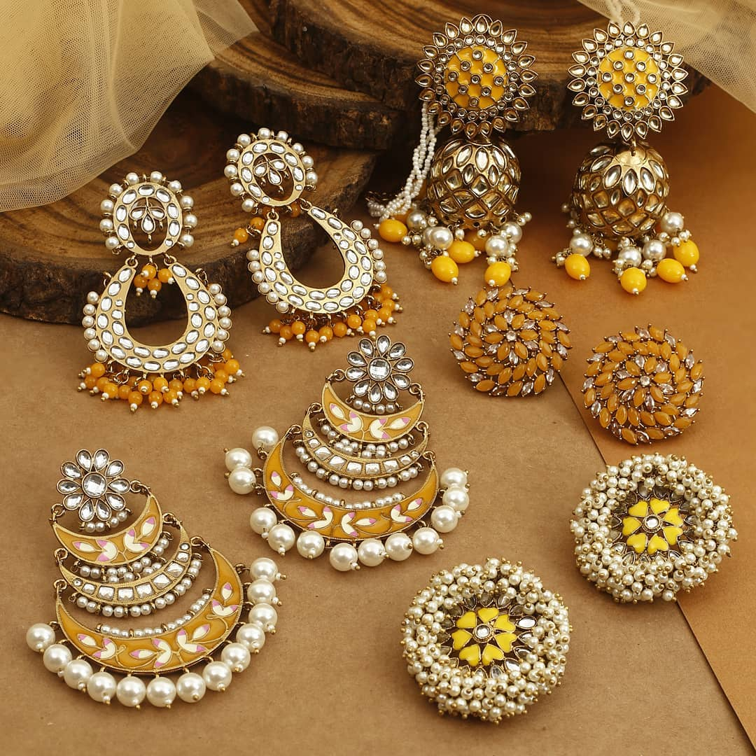 Ethnic Earrings Online(7)