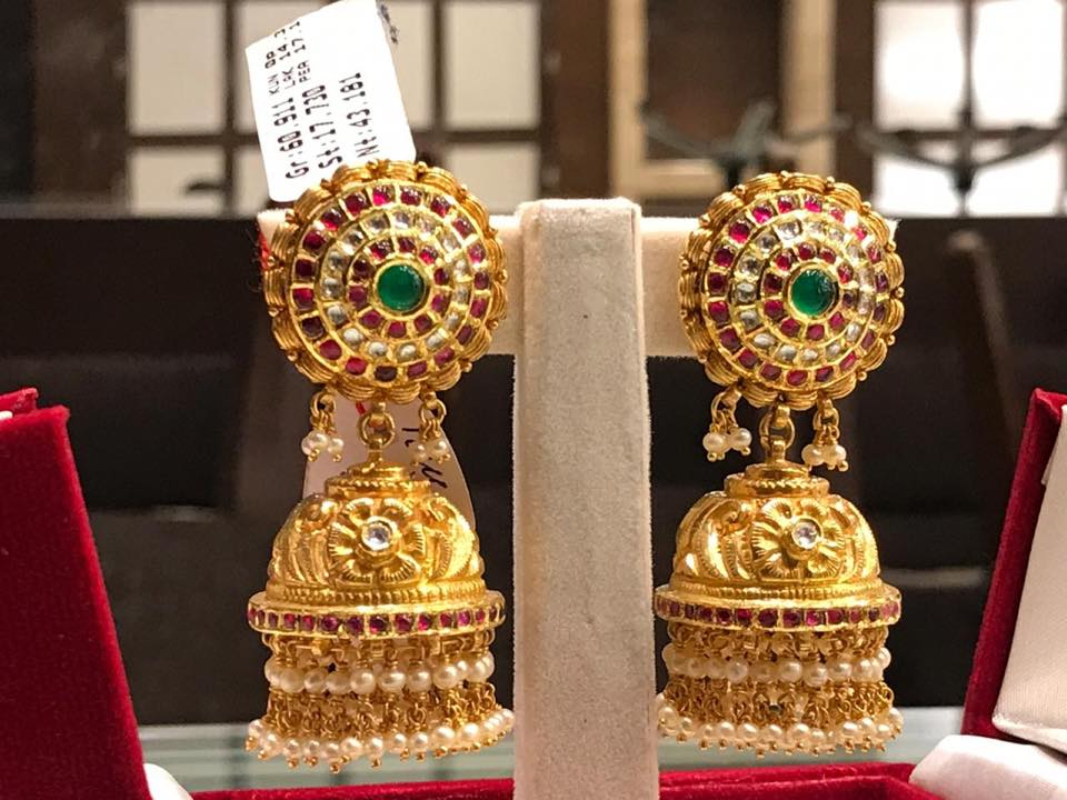 Traditional-Jhumka-Designs(Featured Image)