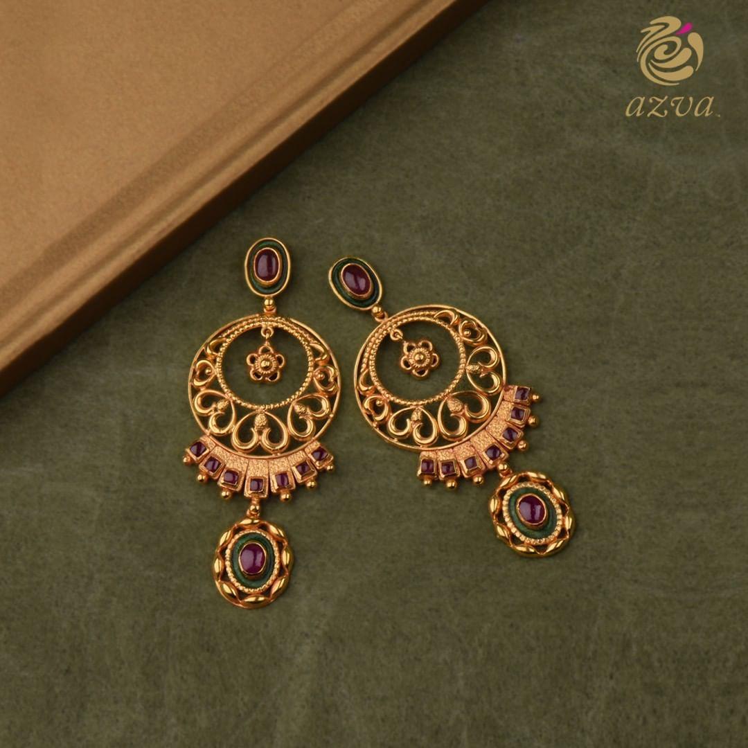Gold-Desigenr-Earrings(6)