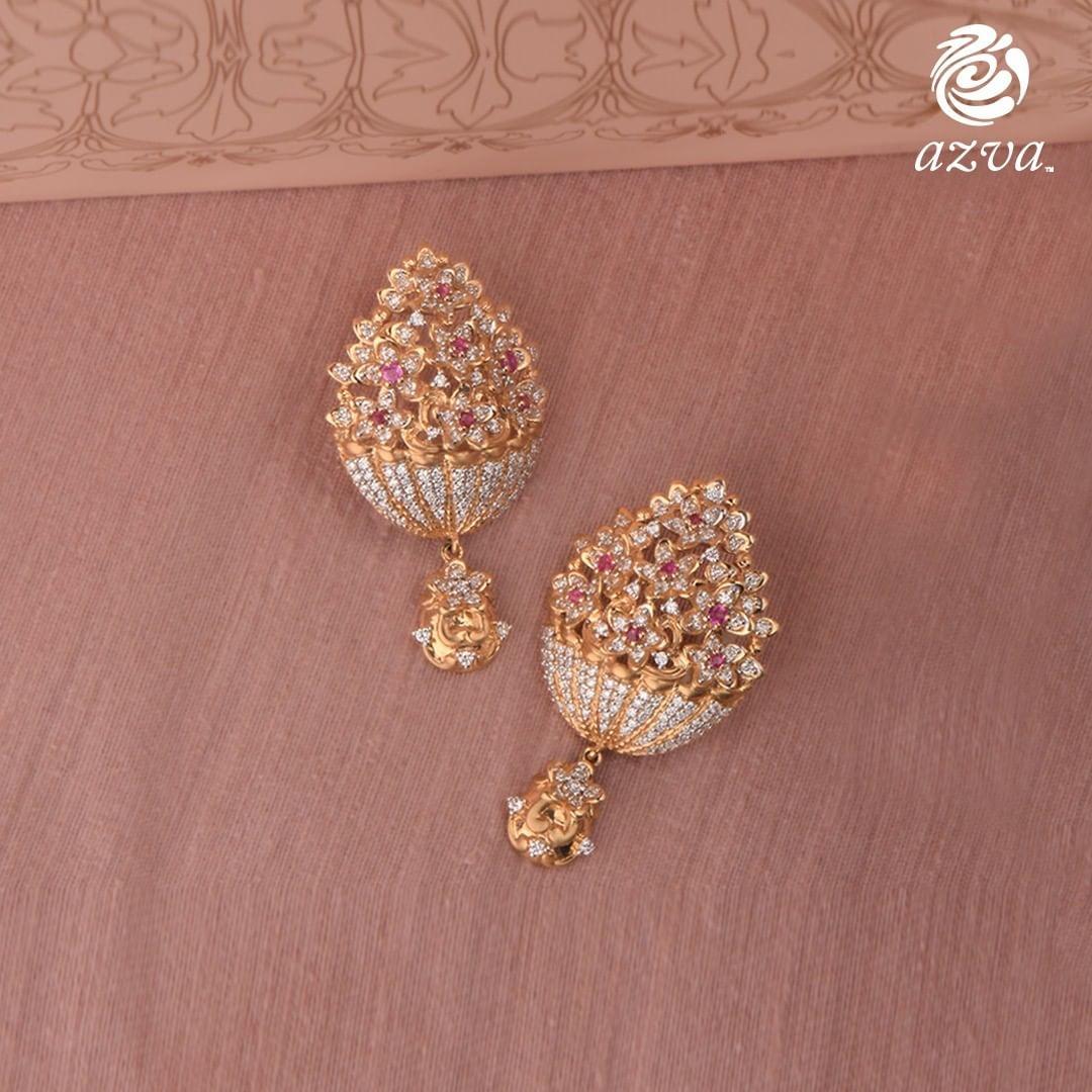 Gold-Desigenr-Earrings(7)