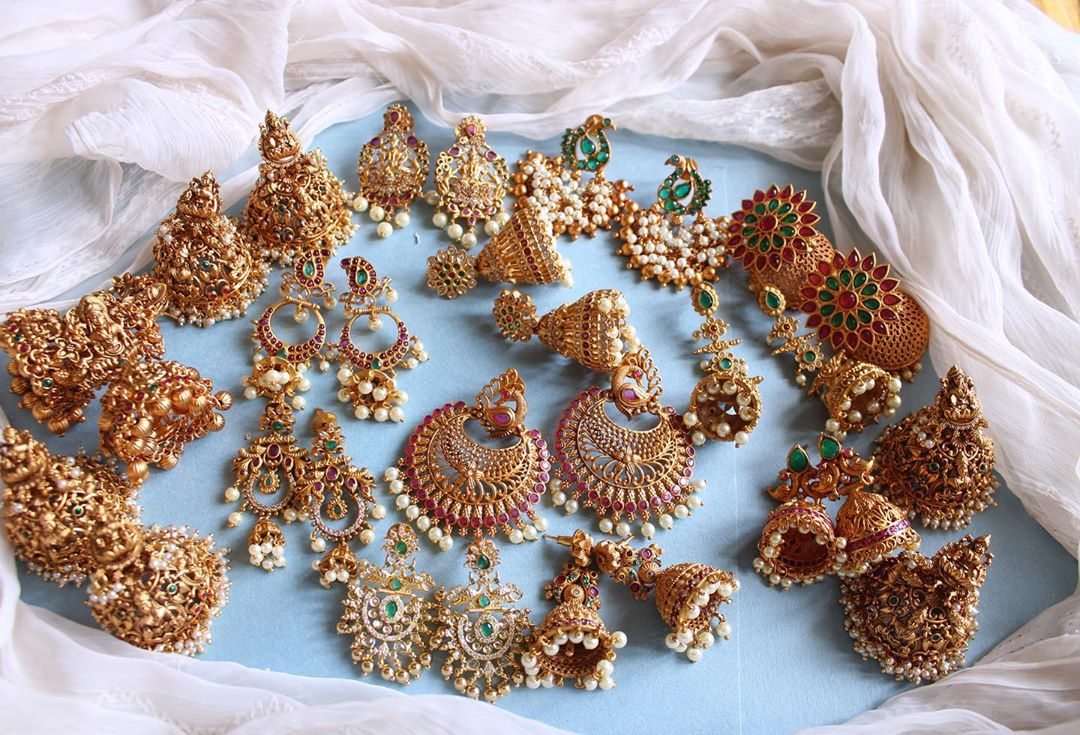 Traditional-Earrings-For-Weddings(12)