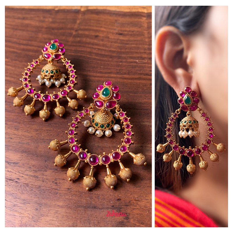 Traditional-Earrings-For-Weddings(13)