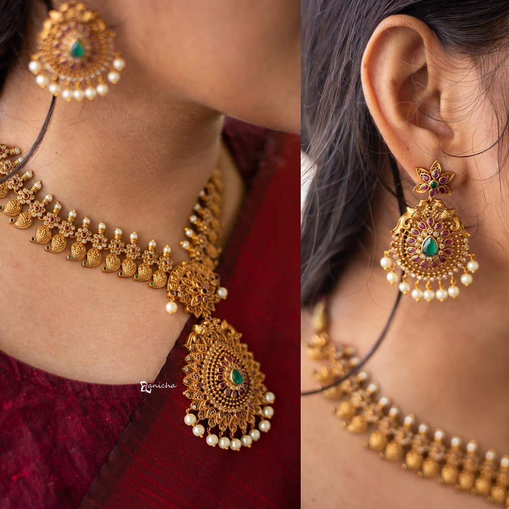 Traditional-Earrings-For-Weddings(9)