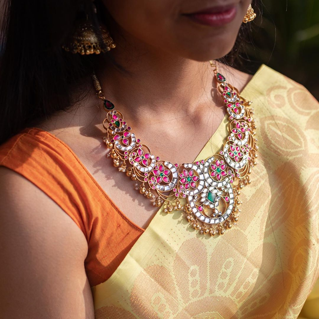 Jewellery-Designs-For-Sarees(5)