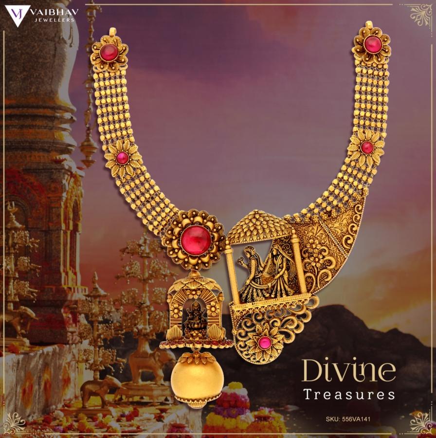 antique-southindian-necklace-designs-1