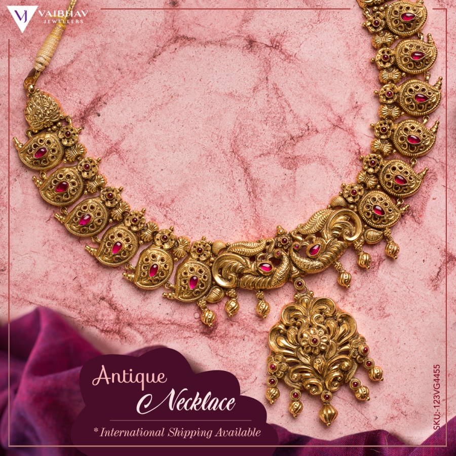 antique-southindian-necklace-designs-12