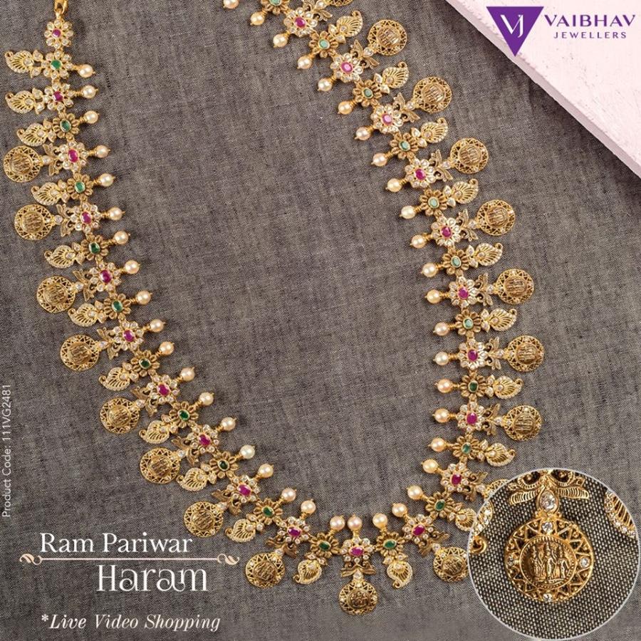 antique-southindian-necklace-designs-5