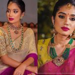 Trending Multi Layered South Indian Necklace Designs