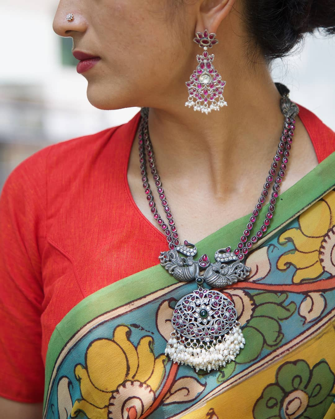 sarees-and-silver-jewellery-14