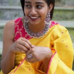Sarees Styling Ideas with Silver Jewellery