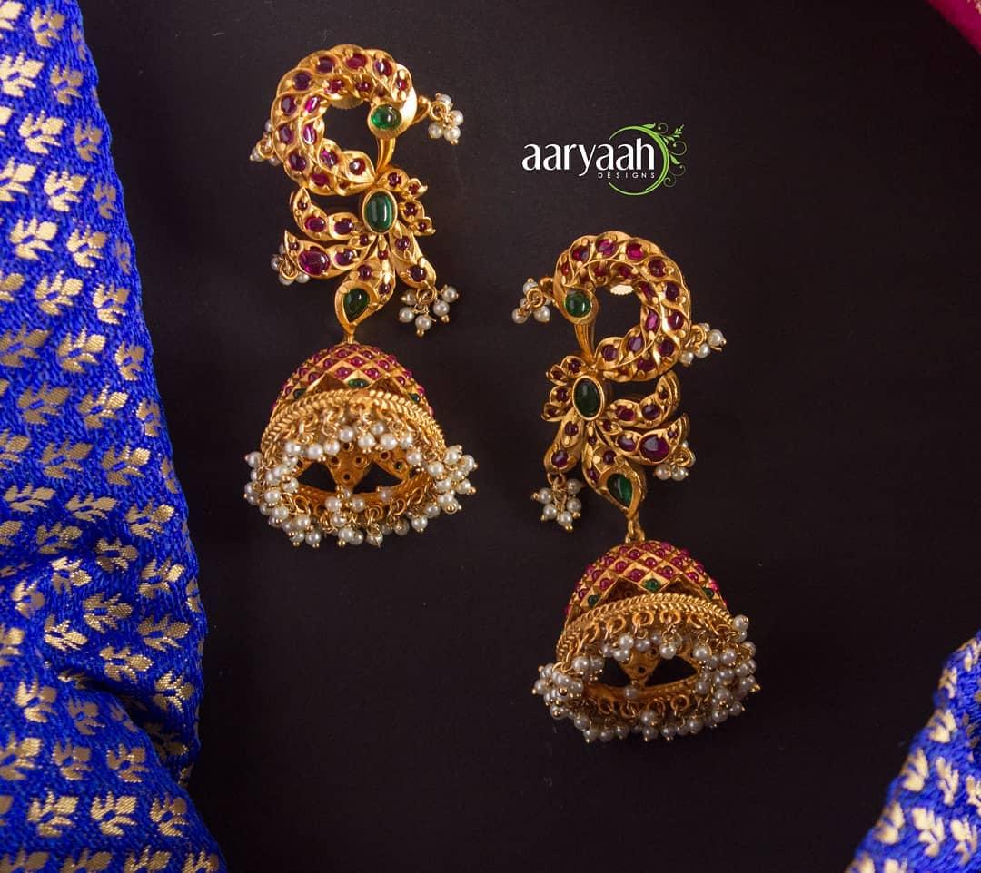 antique-jhumka-designs-3