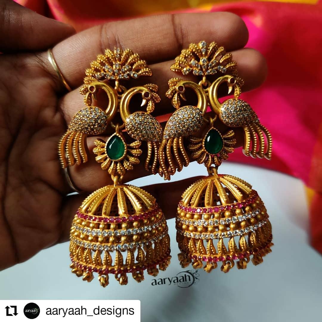 antique-jhumka-designs-5