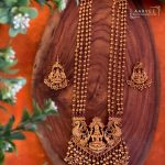 Don't Miss These Latest Lakshmi Temple Jewellery Designs