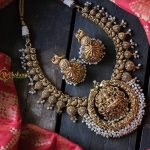 Find The Best South Indian Traditional Necklace Designs Here