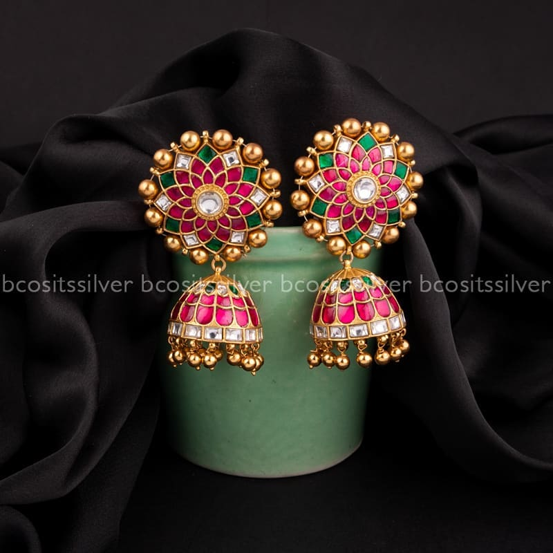 antique-jhumka-earrings-3