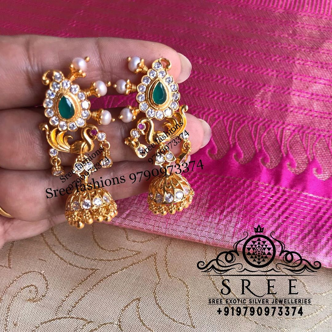 antique-jhumka-earrings-5